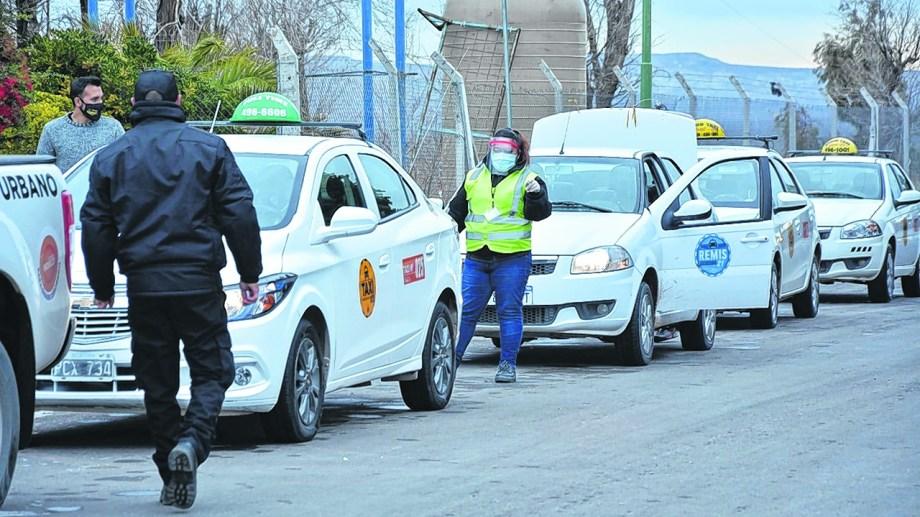 Los prestadores del servicio alertaron sobre una baja importante de la actividad en pandemia.