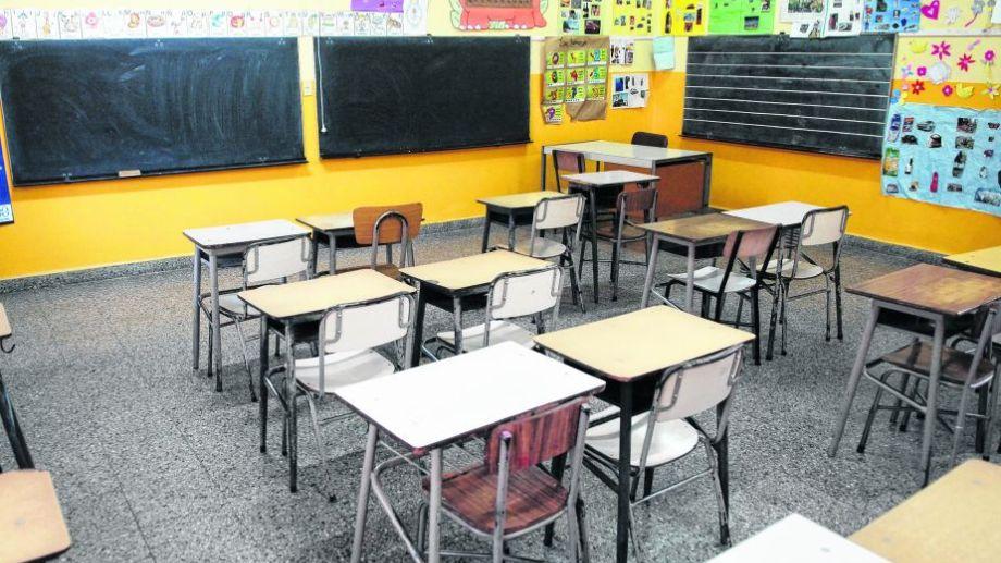 Unter evalúa como será el retorno a la aulas en el contexto de pandemia. Foto: Marcelo Ochoa