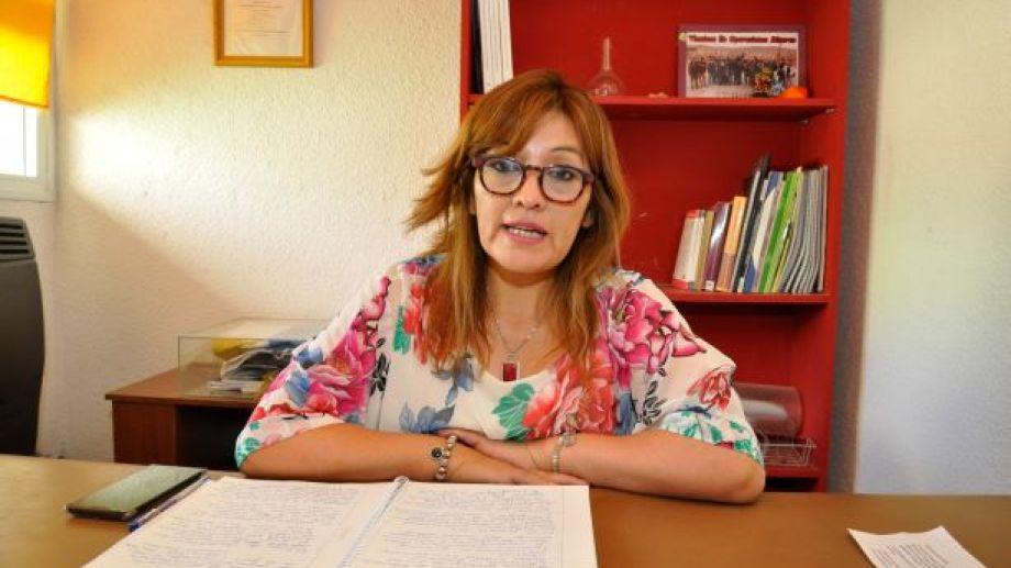La directora Eliana Velázquez anunció las nuevas propuestas para el próximo año. Foto: José Mellado.