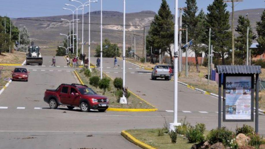 Pilcaniyeu sumó 13 casos en los últimos días. Foto: José Mellado.