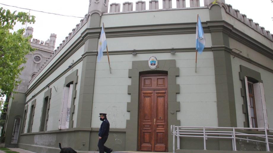 Referentes de las tomas de Neuquén entregarán una nota con sus reclamos en Casa de Gobierno.  Foto: Archivo Oscar Livera.