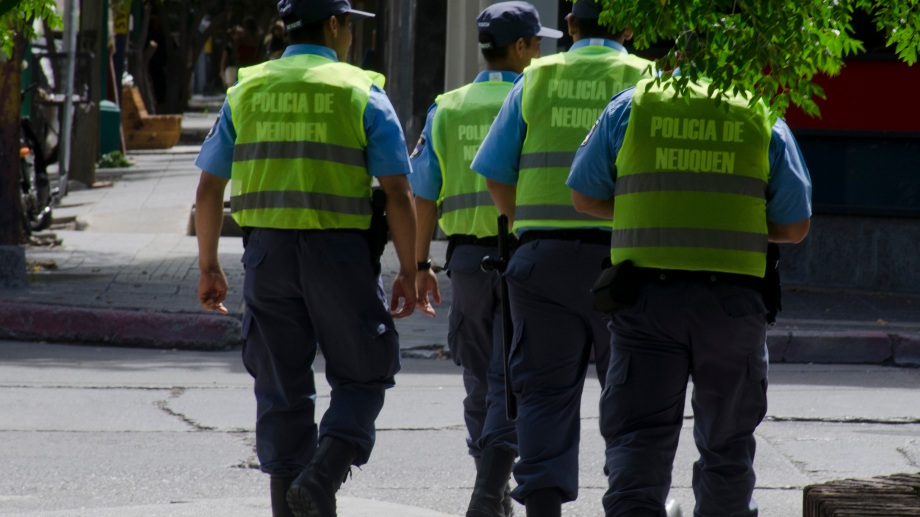 Denuncian que falta personal policial en los barrios.  (Foto: Juan Thomes).