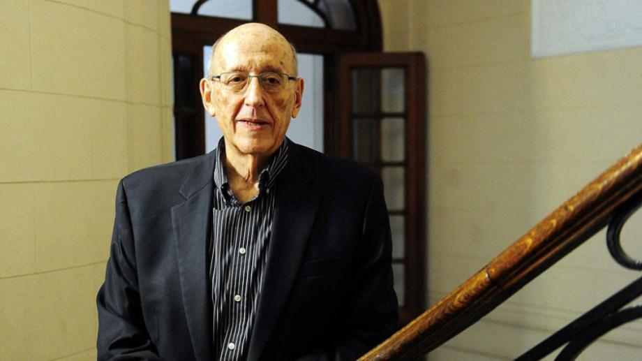 José Nun, polítólogo y ex secretario de Cultura de la Nación. (Gentileza Clarín)