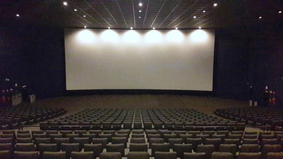 Las salas de cine vuelven con una capacidad reducida.  Foto: Archivo