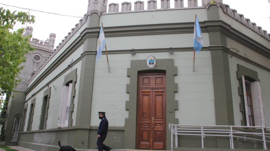 Los amparistas pretendían participar de la movilización en contra del gobierno nacional.