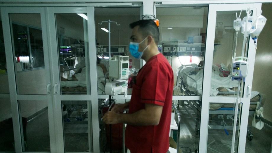 Hoy, como en día anteriores, no hubo datos sobre la ocupación de camas de terapia intensiva en Río Negro.