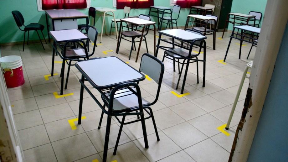 Las clases arrancarán en marzo en Río Negro.