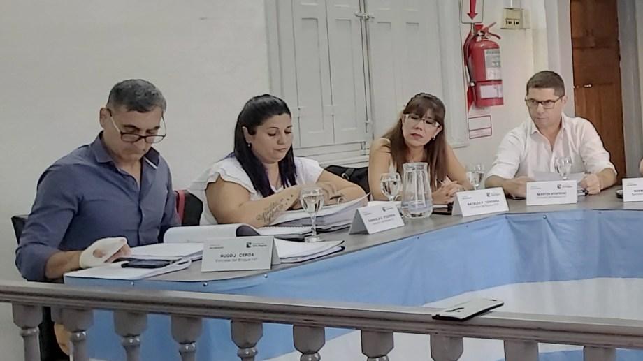 El bloque del Frente de Todos, piden que se reactive el funcionamiento del Consejo Local de Salud. (Foto archivo)