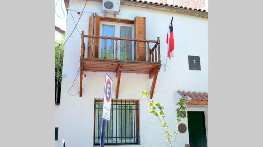 El consulado de Chile en Neuquén. Foto: Archivo