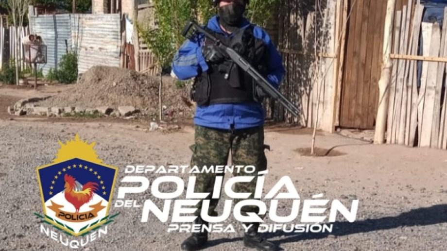 Detuvieron a dos hombres por atacar a una ambulancia del Ministerio de Salud, en Neuquén. (Foto: Gentileza).