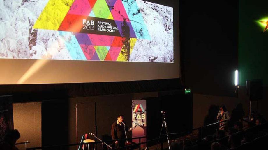 Este año, el Festival Audiovisual Bariloche tiene una modalidad virtual y semipresencial. Foto: archivo