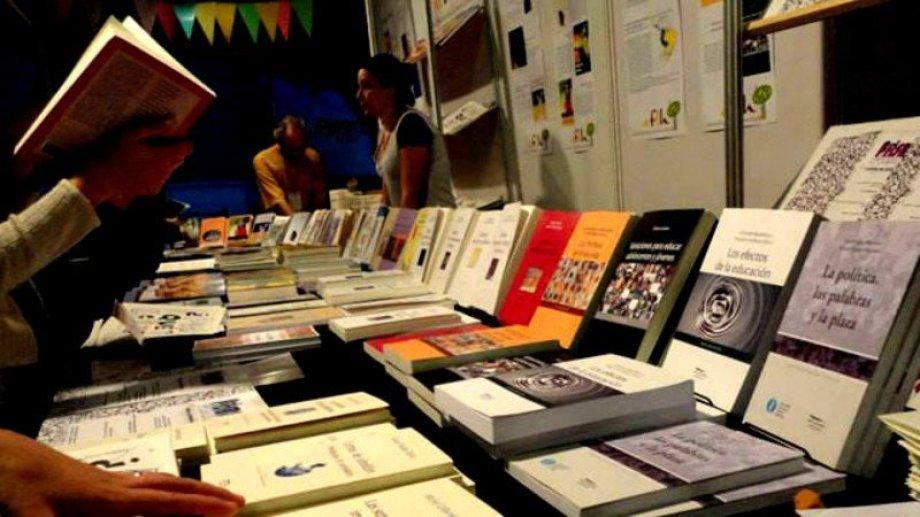 La Feria de editores se realizó de forma digital este año.