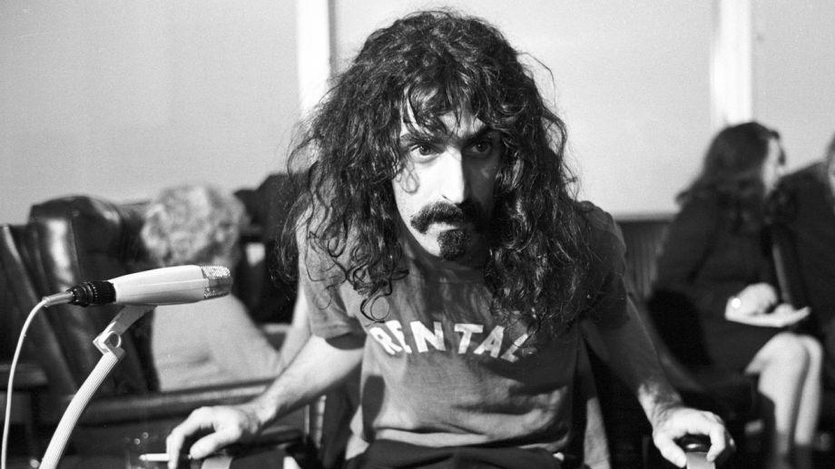 Frank Zappa, un músico lúcido y polémico.