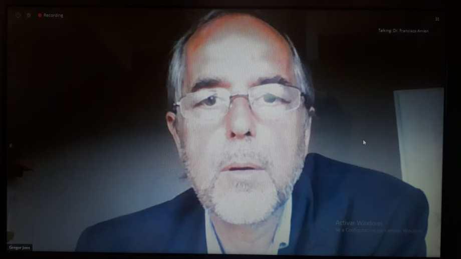 El presidente del Foro de Jueces,Gregor Joos, rechazó la recusación del juez Marcelo Alvarez Melinger.