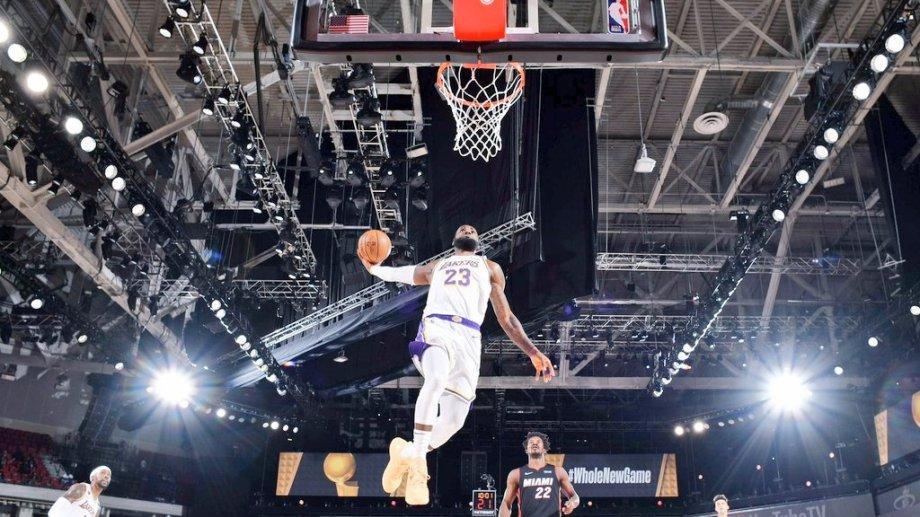 Los Angeles Lakers fue superior a Miami y se quedó con el anillo de la NBA en la burbuja de Orlando.