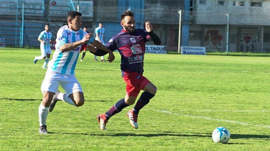 El defensor viene de jugar en Güemes de Santiago del Estero.
