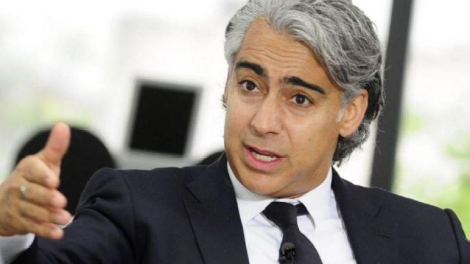 Marco Enríquez-Ominami, dirigente del Partido Federal chileno. Foto archivo.