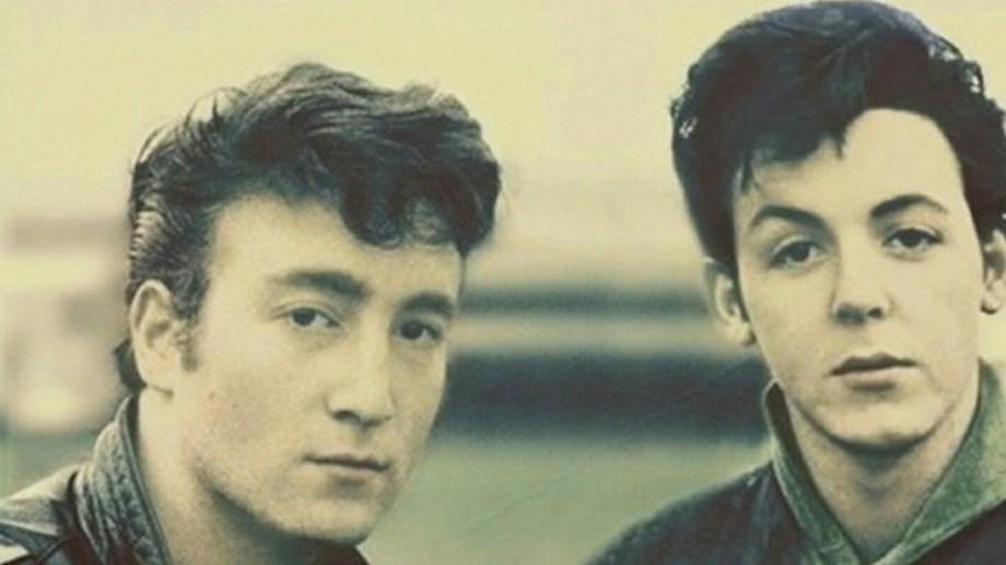Lennon & McCartney, en estado puro, hijos de la guerra, músicos de posguerra.