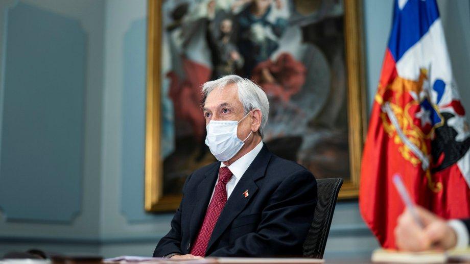 El presidente Piñera decidió el regreso de varias actividades.