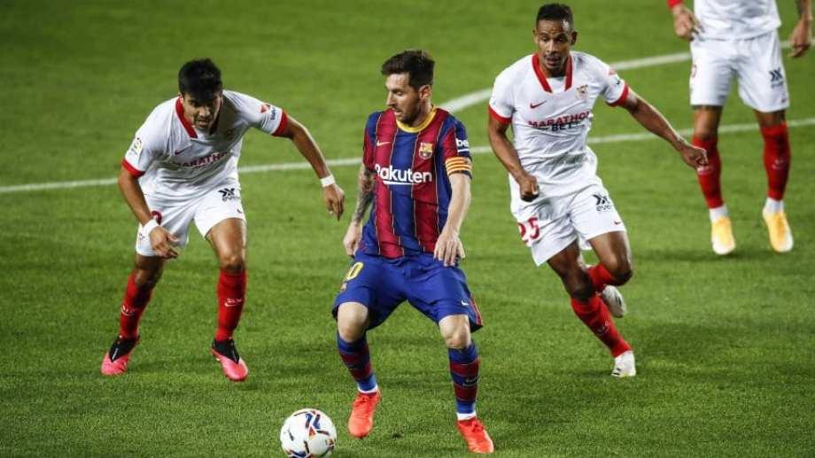 Messi tendrá minutos aunque podría no ser titular.