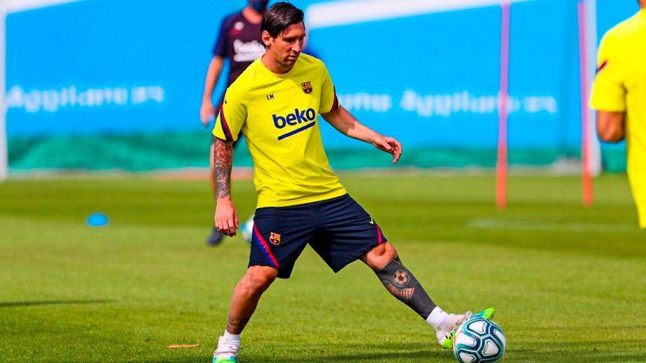 Lionel Messi estará al frente del Barcelona ante la Juventus, que no tendrá a Cristiano Ronaldo.