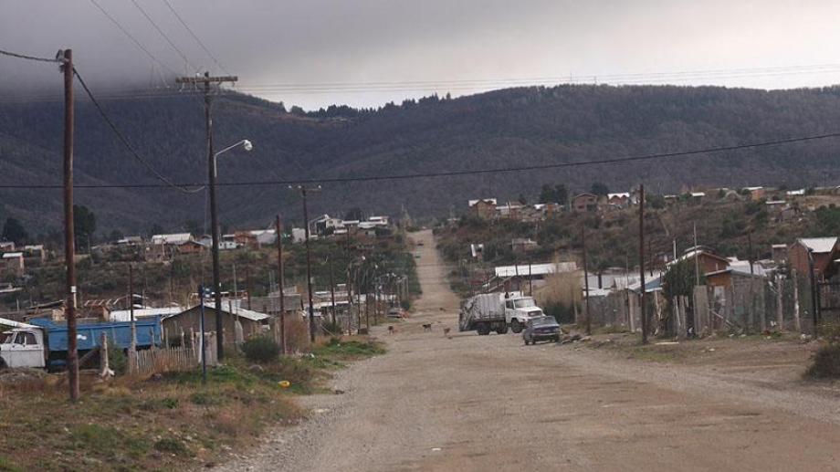 La tragedia ocurrió el 21 de julio del año pasado, en un lote ubicado en el barrio Nahuel Hue de Bariloche, que alquilaba la familia de la víctima. (Foto: archivo)