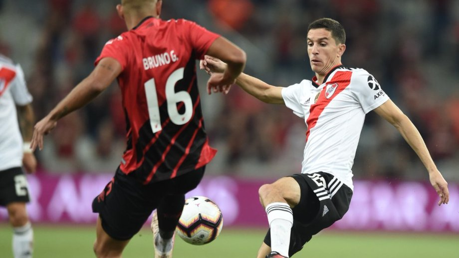 River le ganó la Recopa 2019 a Paranaense, su rival de octavos.