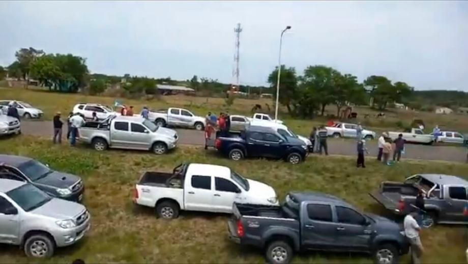 Tensión en Entre Ríos por la toma de un campo de la familia Etchevehere