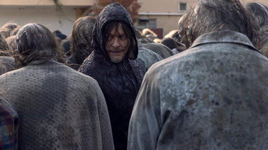 """La décima temporada de  """"The Walking Dead"""" ya está completa en Movistar Play."""