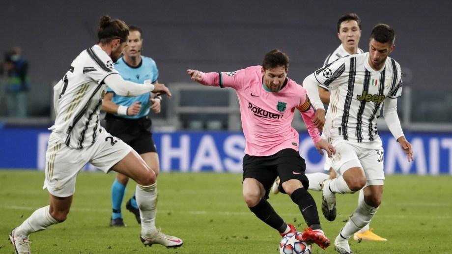 La Pulga tuvo una gran actuación y anotó, de penal, el segundo tanto de su equipo.