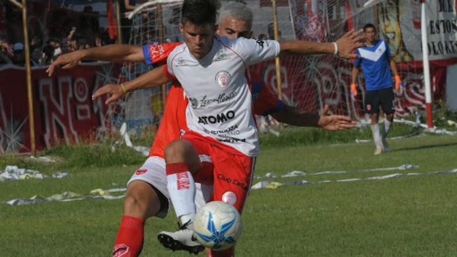 García viene de jugar en Huracán Las Heras.