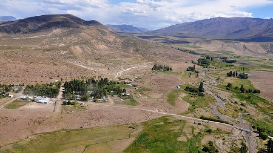 El parque solar El Alamito se ubicará en la zona de Villa Curí Leuvú sobre la ruta provincial 43.