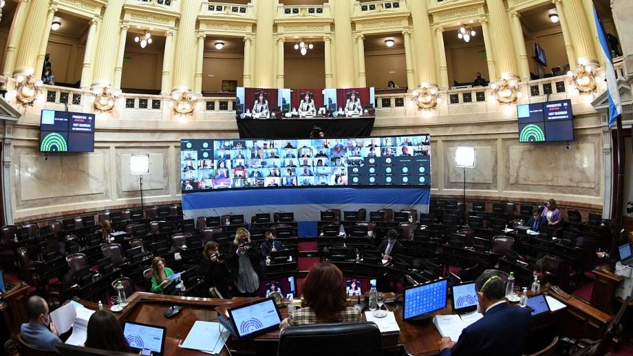 El Senado aprobó las modificaciones que proponen mayoría absoluta para designar al procurador.