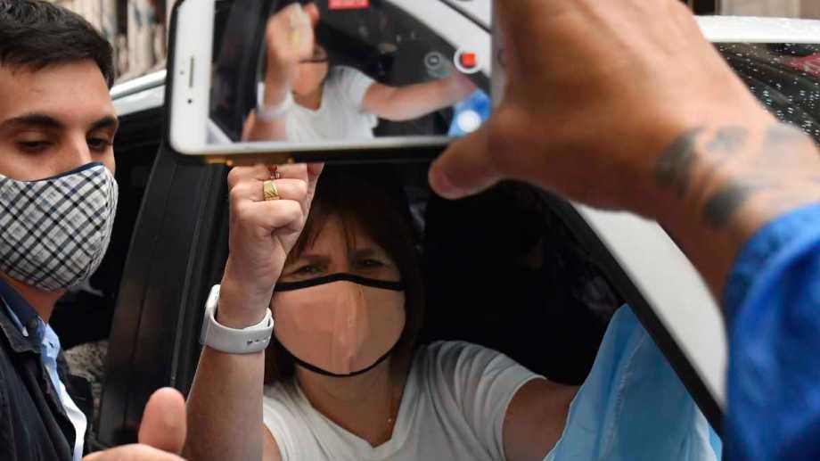 """Nuevas restricciones: Bullrich aseguró que habrá """"resistencia"""" ante """"medidas irracionales""""."""