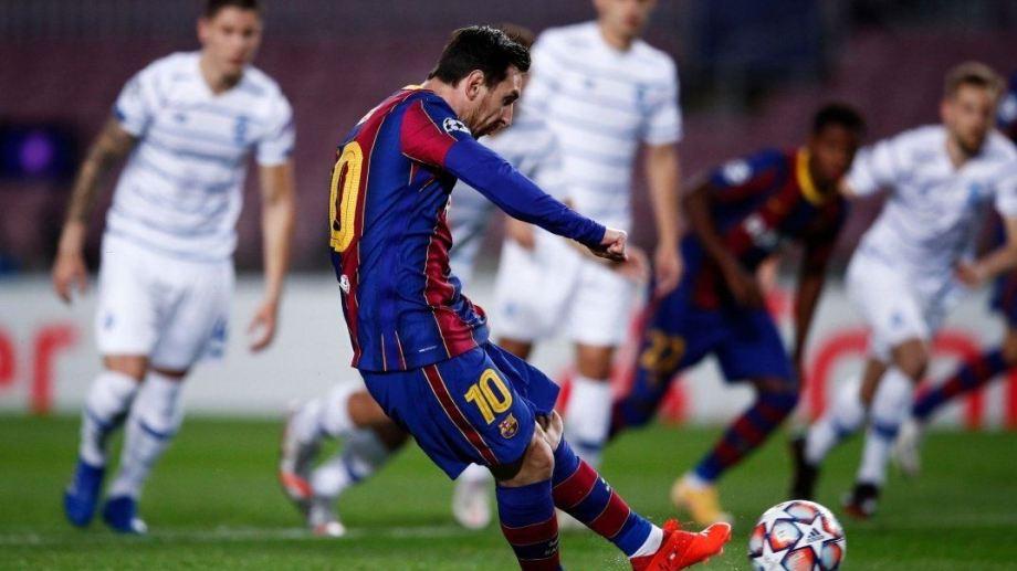 Los últimos cinco goles de la Pulga fueron de penal. (Foto: AP)