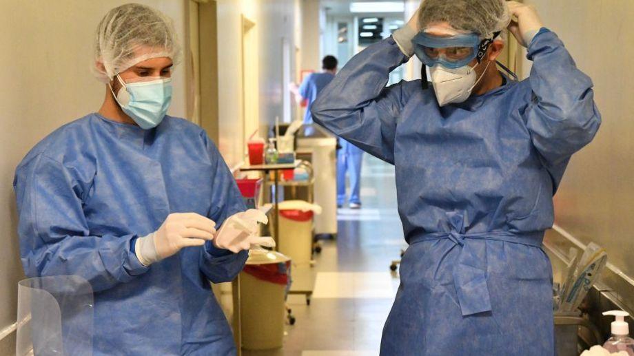 Buenos Aires: Programa de rehabilitación intensiva de Hospital Álvarez. Foto: Alfredo Luna para Télam.-