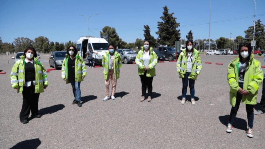 Los profesionales se sumarán al trabajo de las terapias en Zapala y San Martín de los Andes. Foto: Gentileza