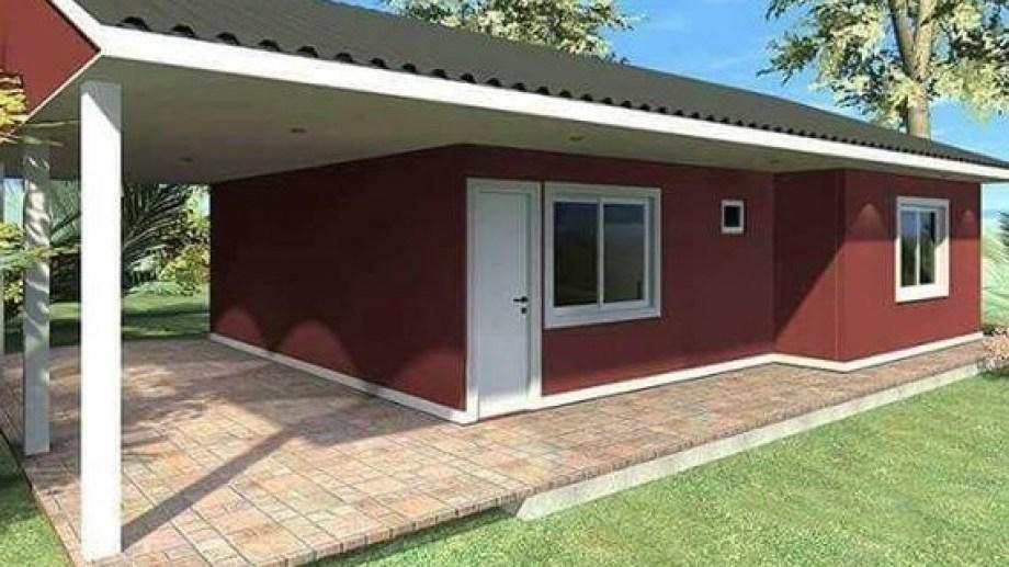 Debían instalarle la casa en 60 días pero pasó ese plazo y el cliente de Viedma no tuvo novedades.