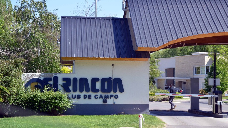 Gaido intimó al Rincón Club SA para que conteste antes de fin de mes (foto Yamil Regules)