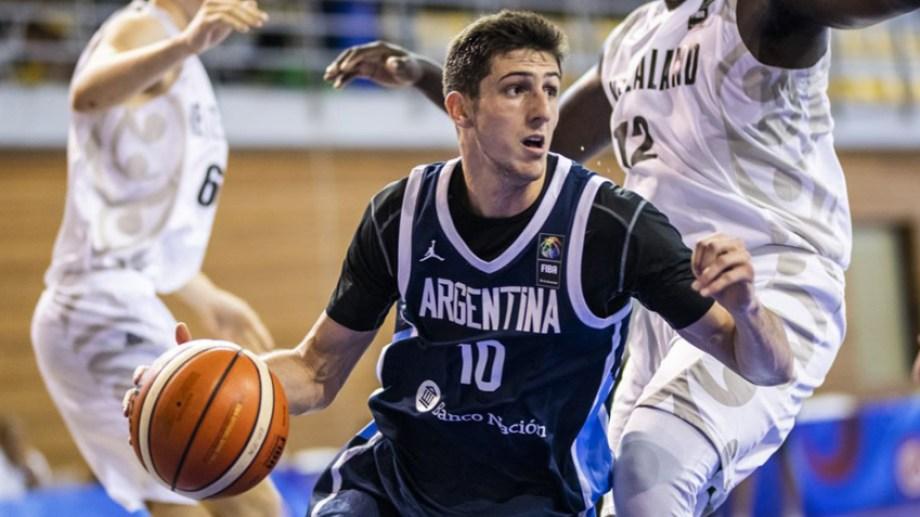 Leandro Bolmaro está llamado a ser uno de los mejores, también a nivel selección argentina.