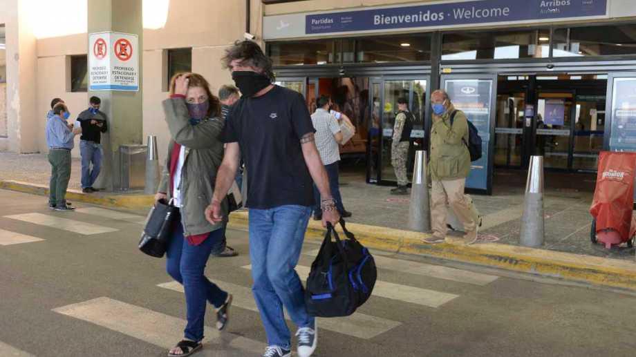 Diego Benítez consideró que la restricción de los vuelos es apropiada. Foto: archivo