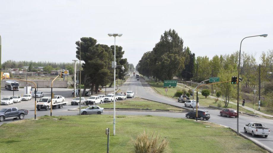 Centenario es una de las localidades más grandes del departamento Confluencia. Según las proyecciones de Estadística y Censos tiene 39.850 habitantes. Foto archivo.
