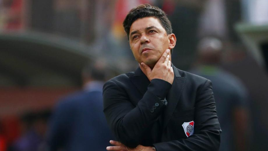 Marcelo Gallardo habló de todo en conferencia de prensa, previo al duelo de ida de River por los octavos de final de la Libertadores ante Paranaense.