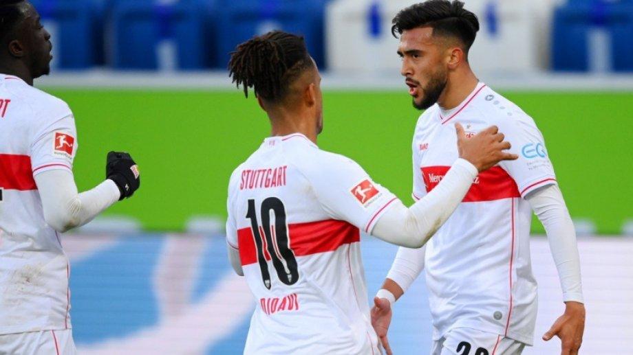 Nico metió su quinto gol consecutivo contando los dos en la Selección.