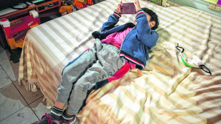 Los pediatras recalcaron que el aislamiento generó un fuerte impacto en los chicos. Foto: archivo