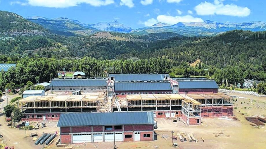 El hospital de San Martín de los Andes  tiene asignado para el año que viene unos 238,5 millones de pesos.