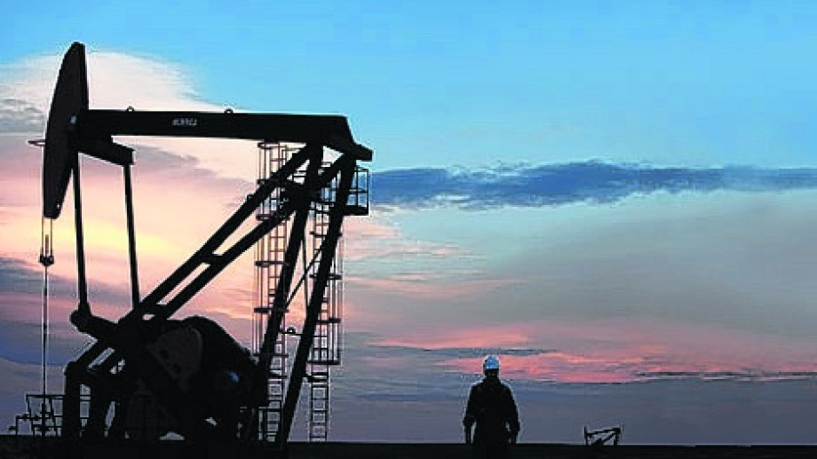 La extracción de hidrocarburos en la provincia sigue por debajo de los niveles previos al aislamiento. (Foto: gentileza)