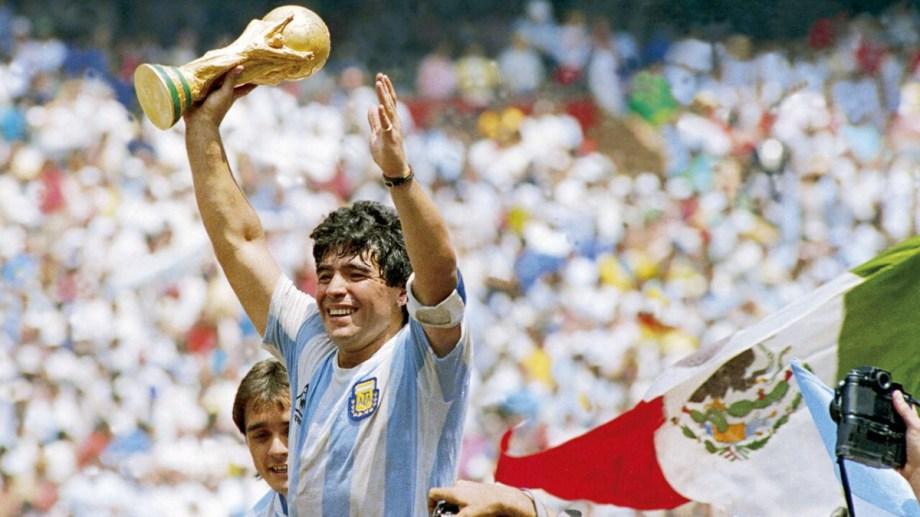 Maradona y el Mundial 86, el suceso que marcó su vida y también la de todos nosotros.