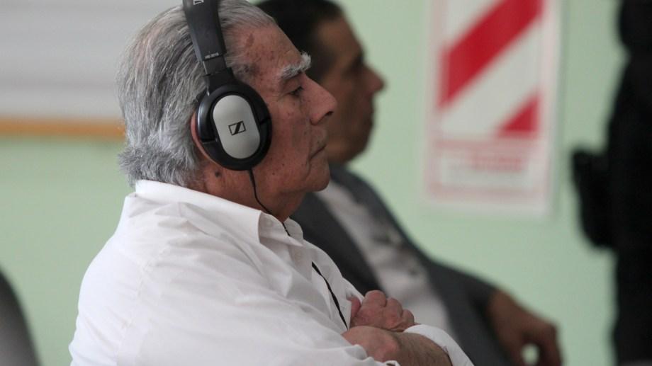 Murio Farías Barrera, la cara visible de la dictadura en Neuquén (archivo 2016)