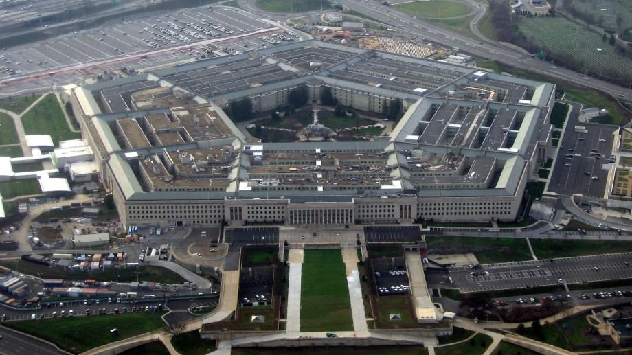 El edificio donde se manejan las operaciones militares en Estados Unidos.